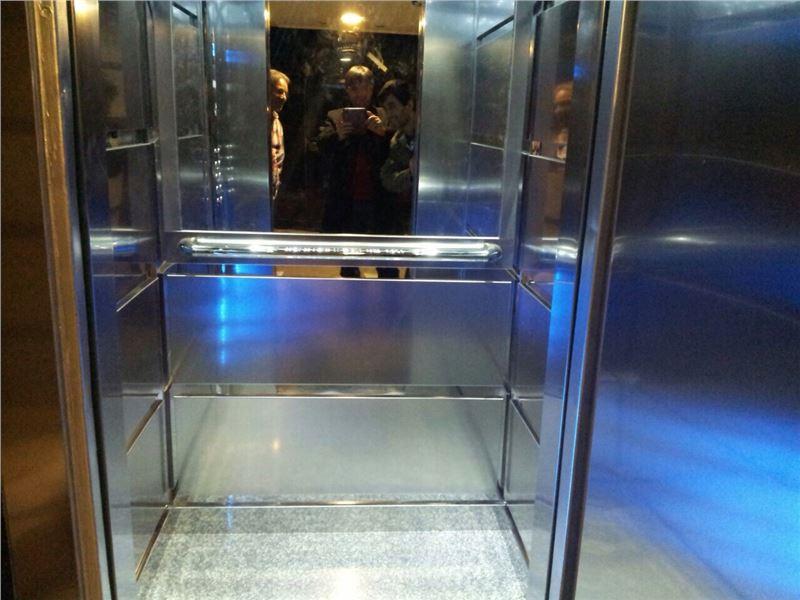 آکو استیل ( AKO steel ) تزئینات کابین آسانسور
