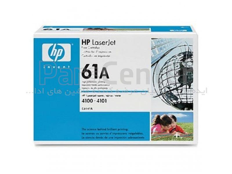 کارتریج لیزری مشکی HP (C8061A) 61A