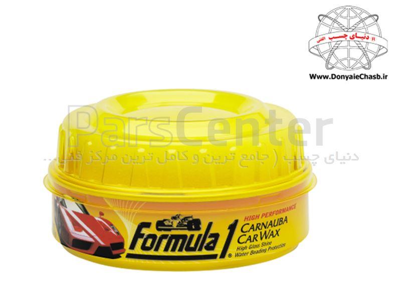 واکس  خمیری کارناوبا خودرو Formula 1 CARNAUBA CAR WAX آمریکا