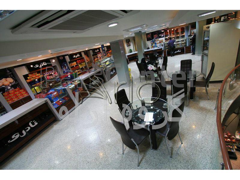 تجهیز فروشگاه کبیر لاهیجان- دکوراسیون فروشگاهی