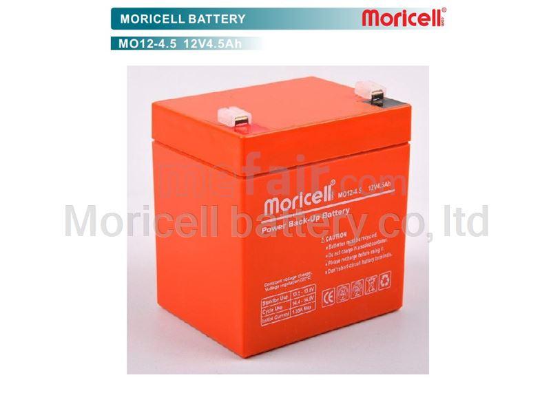 Moricell battery 12V_4.5Ah