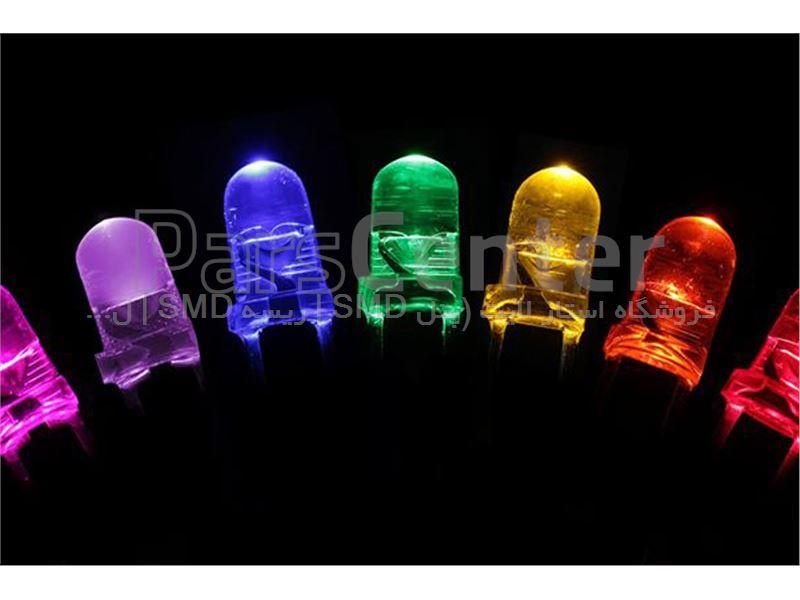 ساختار LED و نحوه ی تولید نور