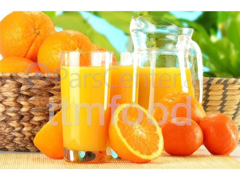 کنسانتره پرتقال ایرانی