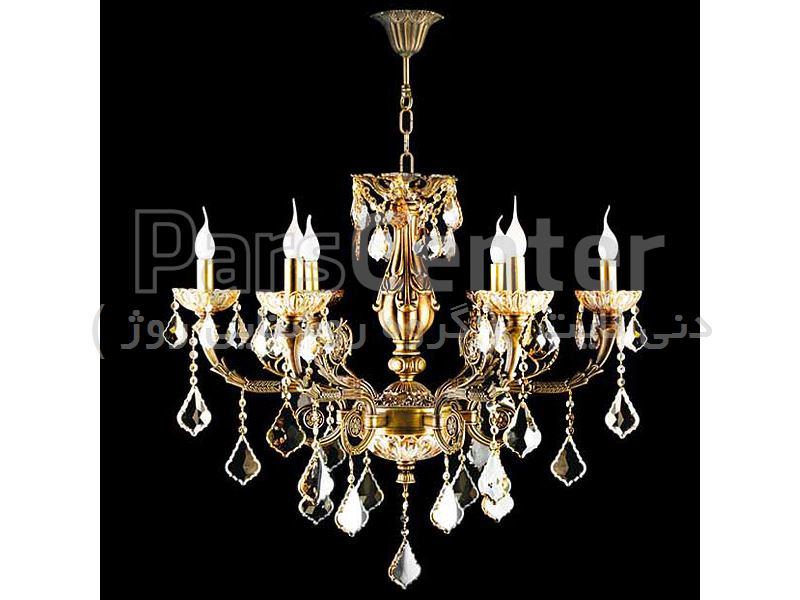 قیمت  کم مصرف برای لوستر لامپ ال ای دی فیلامنتی شمعی اشکی - محصولات لامپ LED ال ای ...