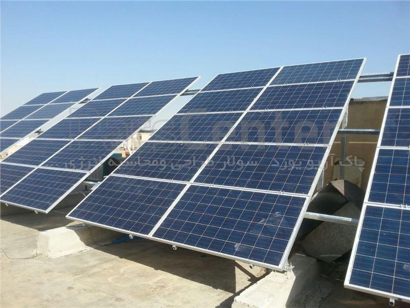 اینورتر شارژر خورشیدی هیبریدی(4کیلوواتی)4048hse   mpp solar