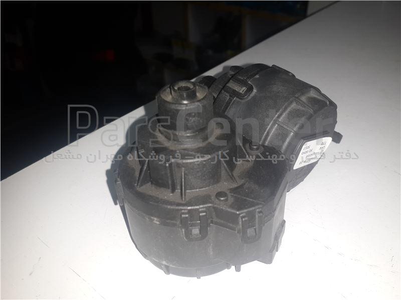شیر موتور گرد ایمر گاز