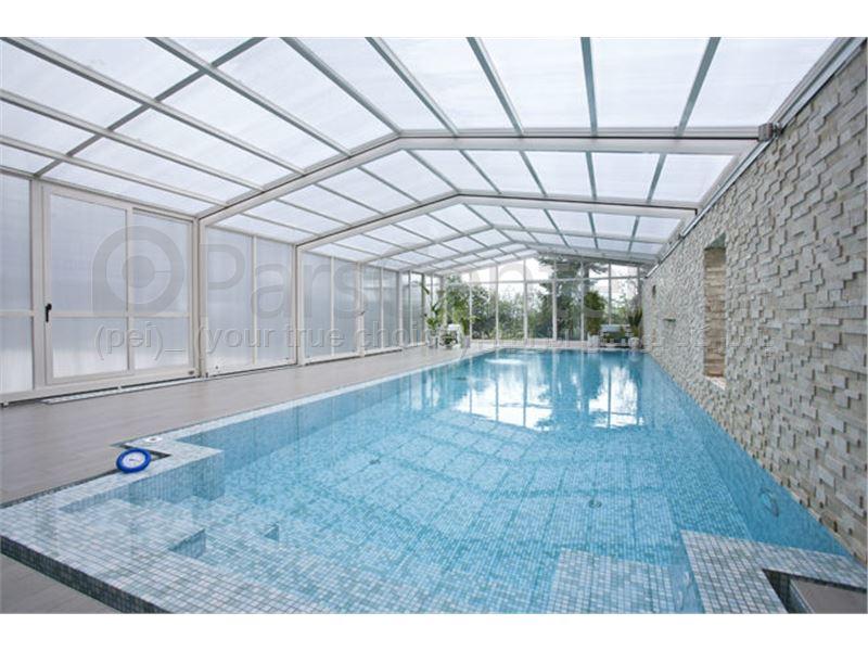pool enclosures  models _ L - پوشش استخر مدل ال