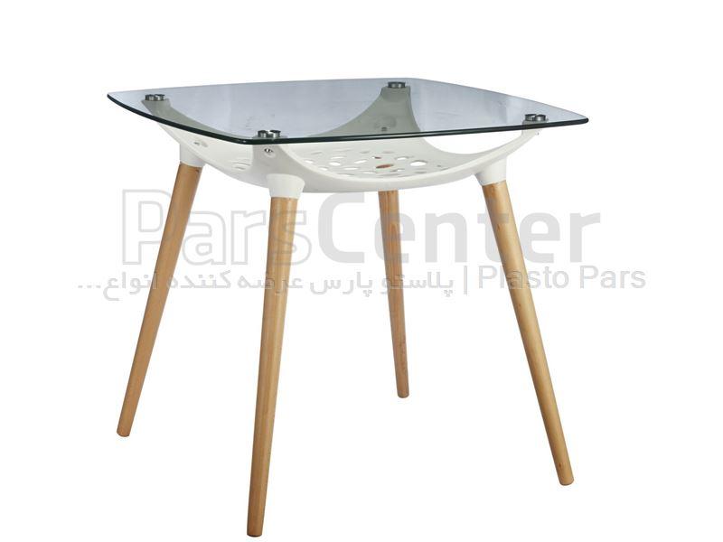 میز مدرن 80*80 کد 101737