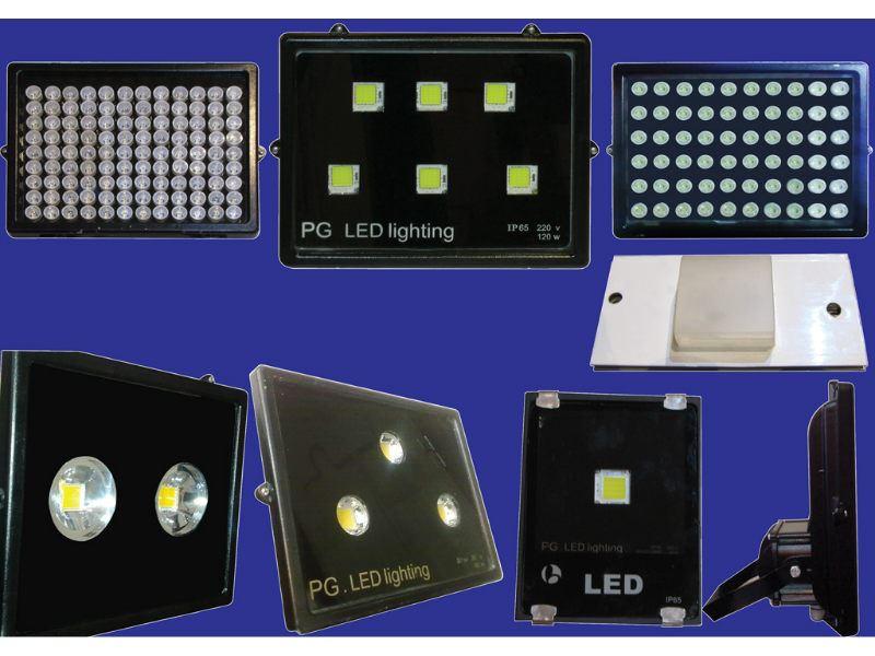 گروه پرشین لایت - طراح و سازنده انواع چراغ و پروژکتورهای LED smd