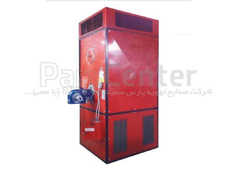 کوره هوای گرم گازی/گازوئیلیMOF/MGF150