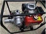 موتور پمپ دیزلی 10 اسب 4 اینچ SUNPOWER ساخت چین با استارت و باطری مدل SP-400E