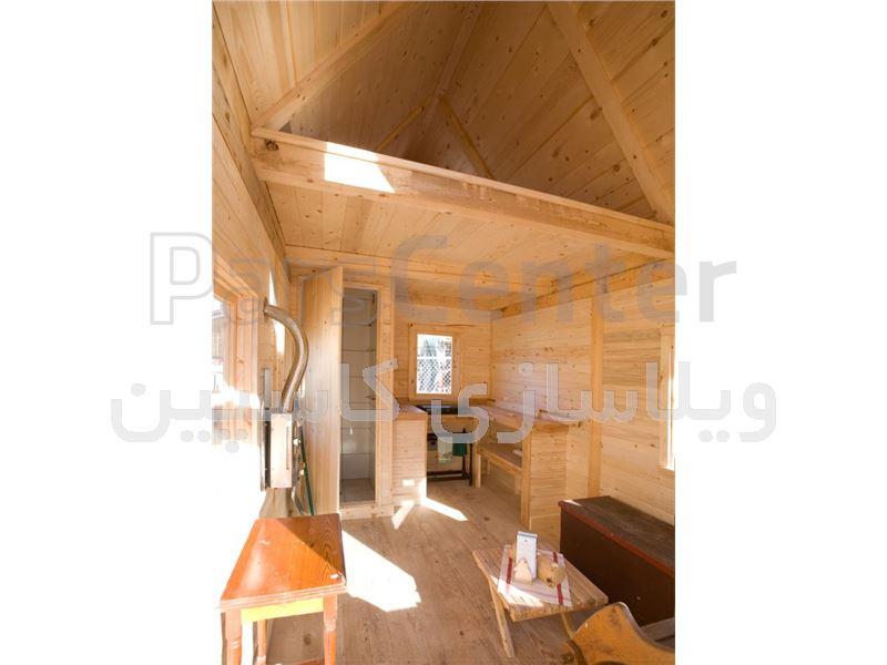 کاروان مسافرتی ، کمپر های سفارشی چوبی