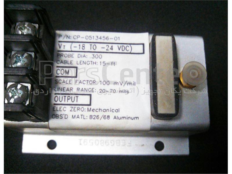 فروش پراکسیمیتی سنسور 7200 بنتلی نوادا Bently Nevada Proximitor Sensor CP-0513456-01