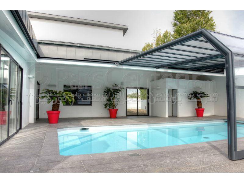 پوشش سقف های متحرک و ثابت