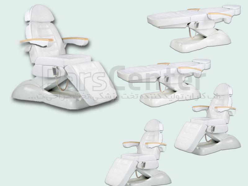صندلی پوست مدل GP3.K تجهیزات پوستی طب کاران