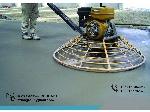 اجرای سخت صنعتی ( خشکه پاشی بتن )