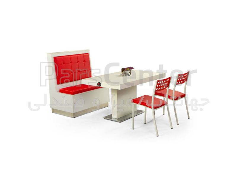 کاناپه فست فودی مدل فوژان (جهانتاب)