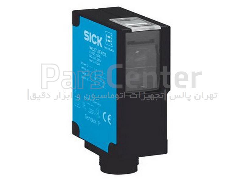 سنسور نوری WL27-2F132  رفلکتوری محصول Sick آلمان