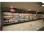 تجهیز فروشگاه حامی کالا شعبه مشهد- یخچال و فریزر فروشگاهی