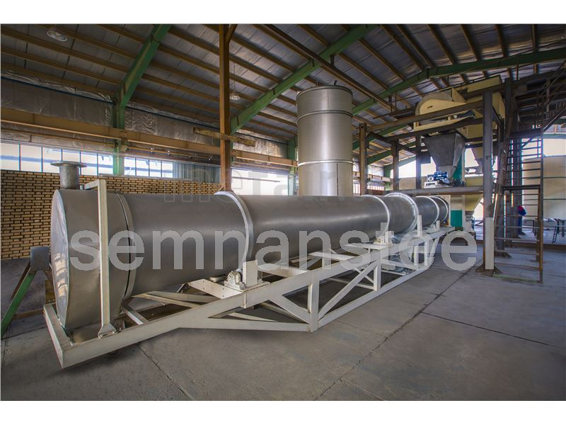 Washing powder production line