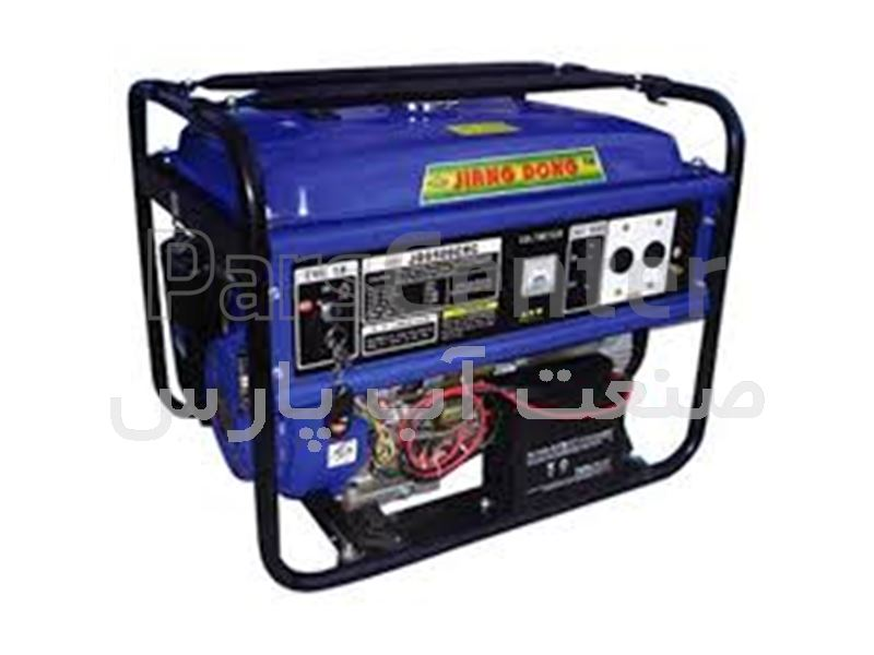 موتور برق 7.5 کیلووات بنزینی