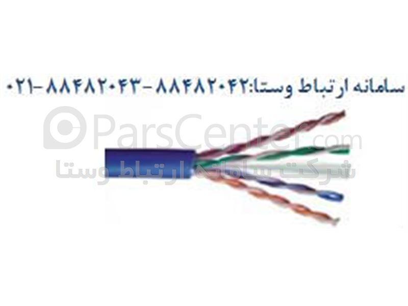 UTP6Z-MSB کابل شبکه Cat6 UTP LSZH لویتون (Leviton)،