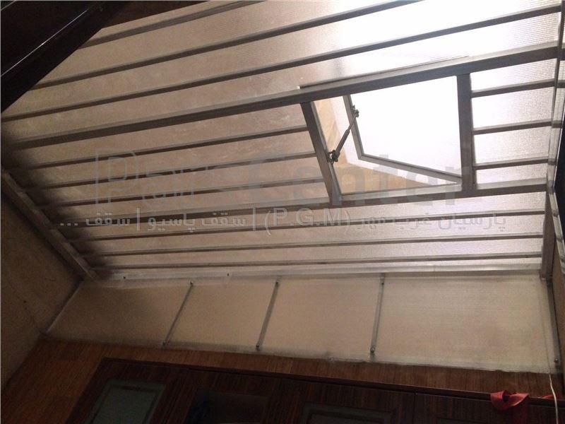 سقف پاسیو ( جنت آباد)
