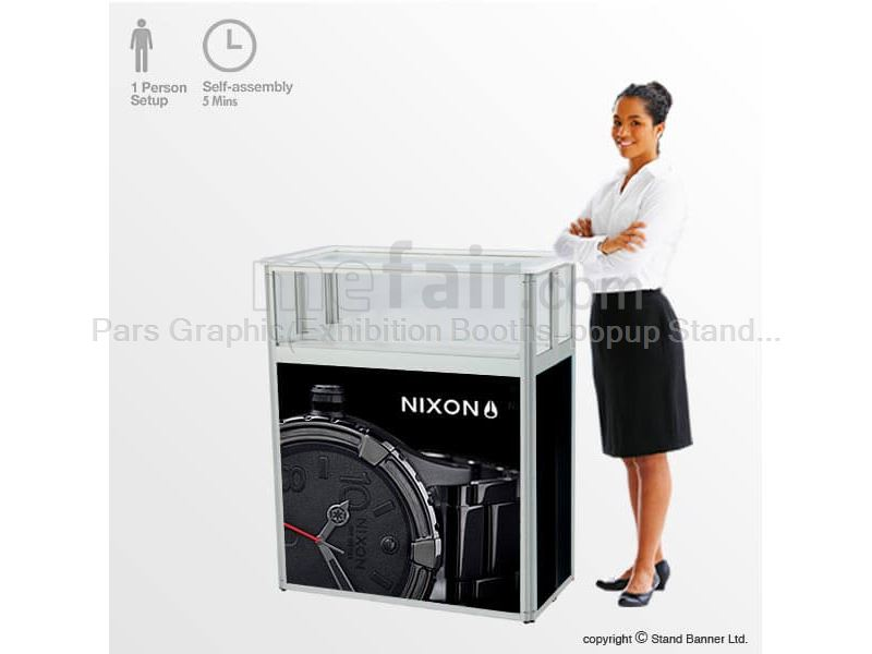 Portable Display Counter