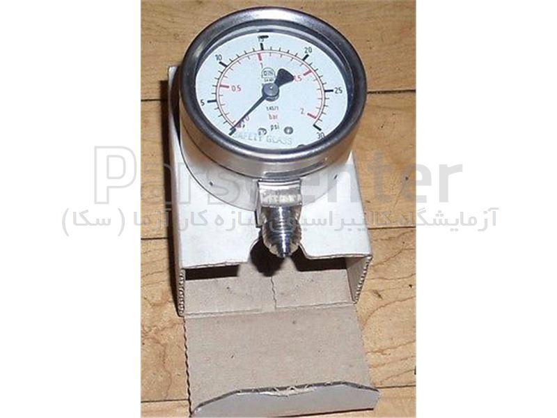 فشارسنج مدل 233.2 ,232.2 برند wika و wika pressure gauge