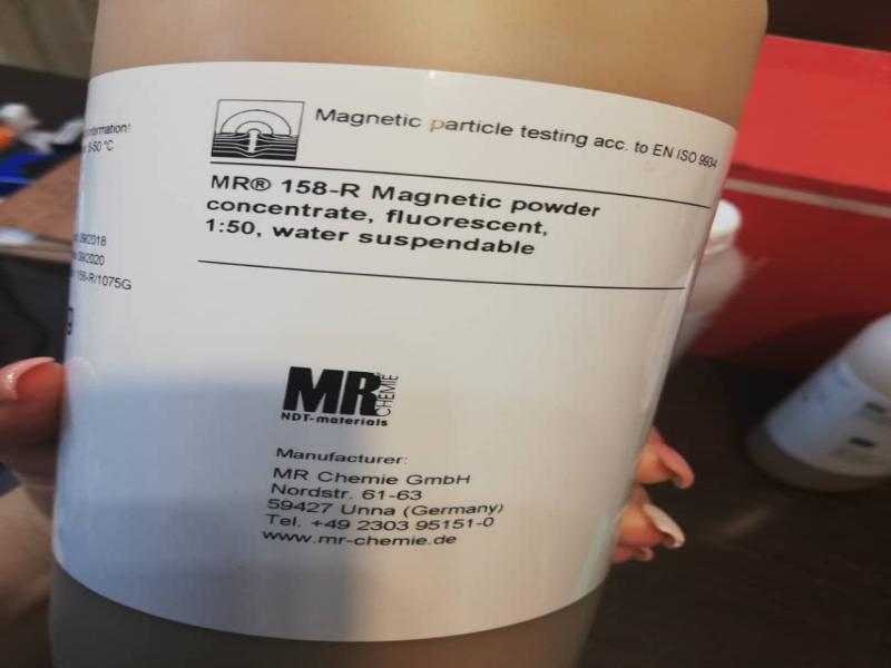 مایع فلورسنت MT مدل MR-158R