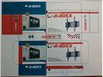 پایه و براکت دیواری تلویزیون VIVIDEX BRACKET