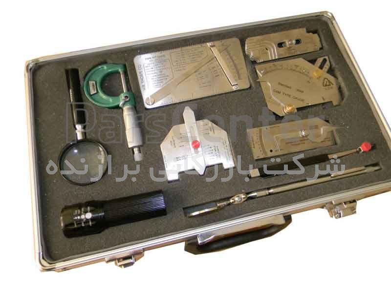کیف بازرسی چشمی گیج کمبریج TWI