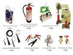 انواع شیرآلات سیلندر های گاز ازت و co2 - کد F 159