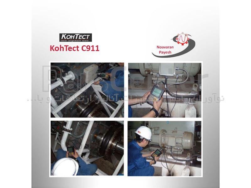 دستگاه ارتعاش سنج Kohtect - C911