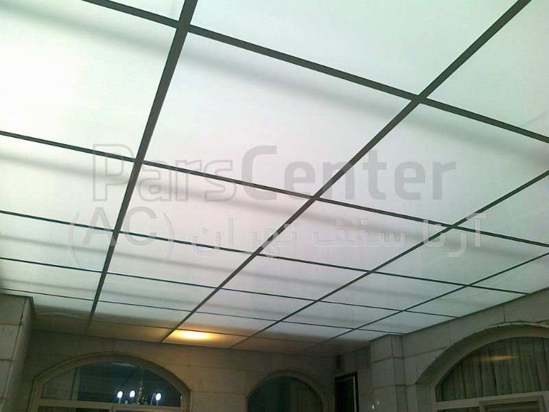 سقف کاذب (جردن-گلستان)