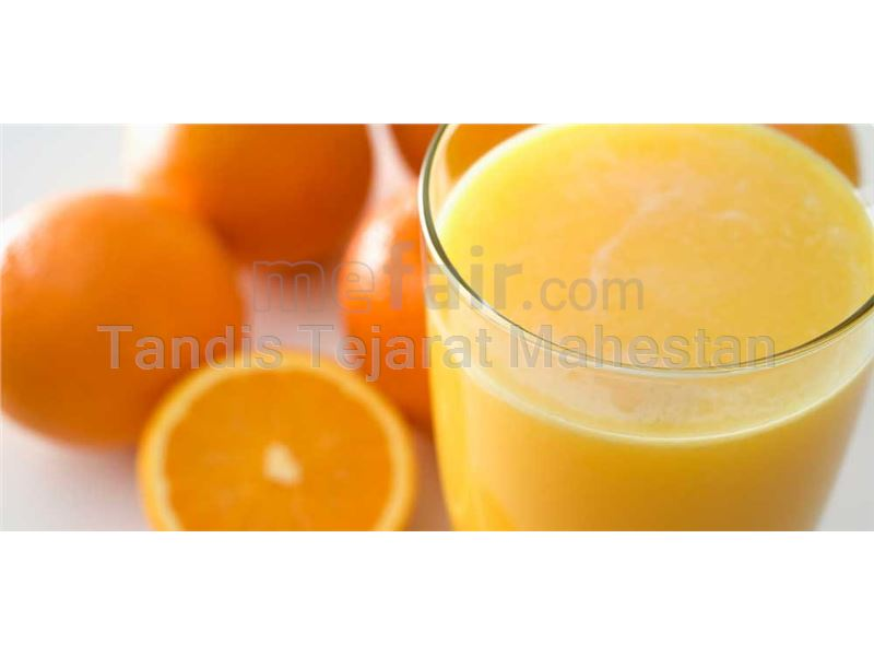 Orange Juice Concentrate, packed in 265 kg metal drums