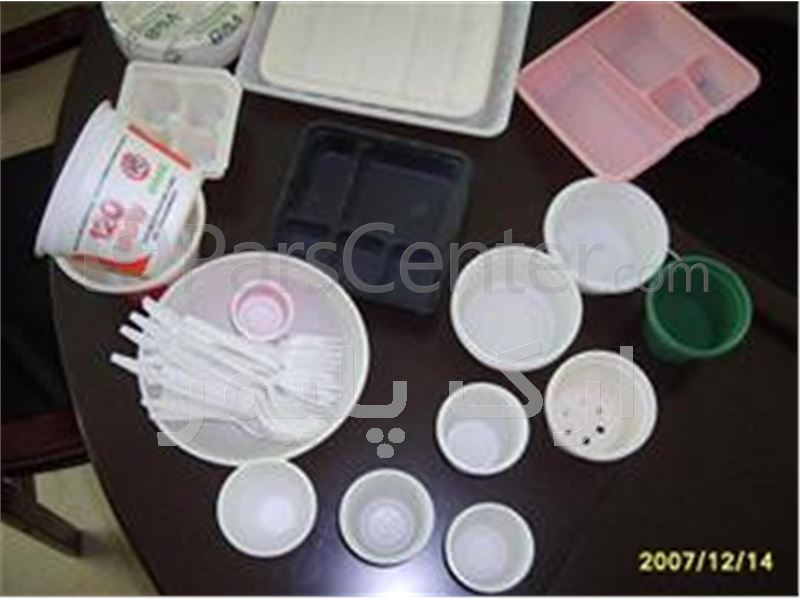 تولید ظروف یکبار مصرف فوم تکپرسی - pp لیوان pp 180cc 200cc 220cc ...تولید ظروف یکبار مصرف فوم تکپرسی - pp لیوان pp 180cc 200cc ...