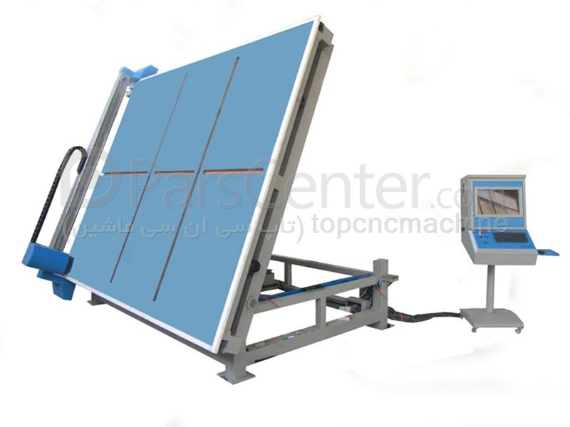 topcncmachine (تاپ سی ان سی ماشین) - خط تولید شیشه دوجدارهخط تولید شیشه دوجداره