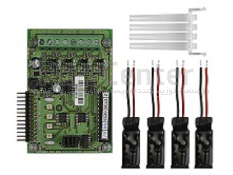 تله تک کارت افزایش زون اعلام حریق متعارف Teletek مدل ME4