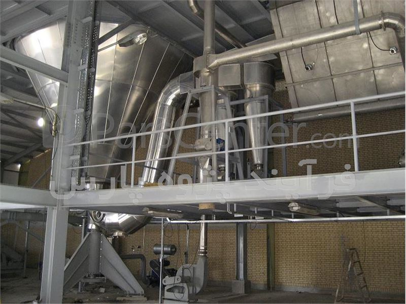 خشک کن صنعتی