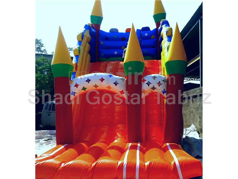 Inflatable play equipment code:13