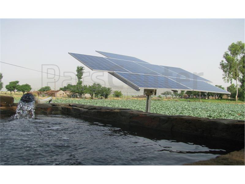 پمپ خورشیدی 2 اینچ 54متری