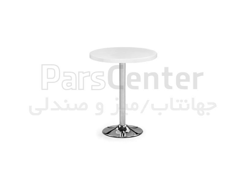 میز فلزی رستورانی مدل 1026L (جهانتاب)