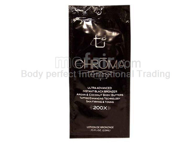 CHROMA Advanced 200X Black Bronzer