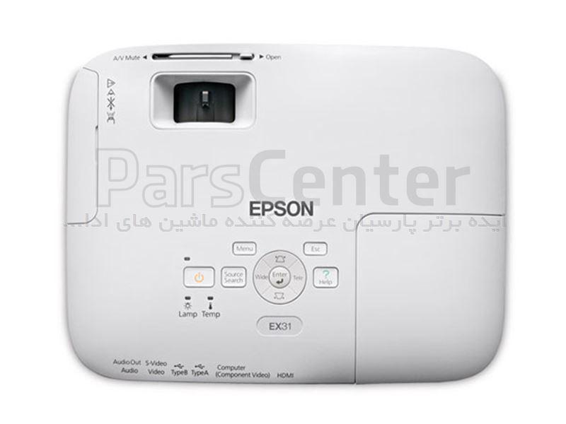 دیتا ویدئو پروژکتور اپسون Epson EB-X31