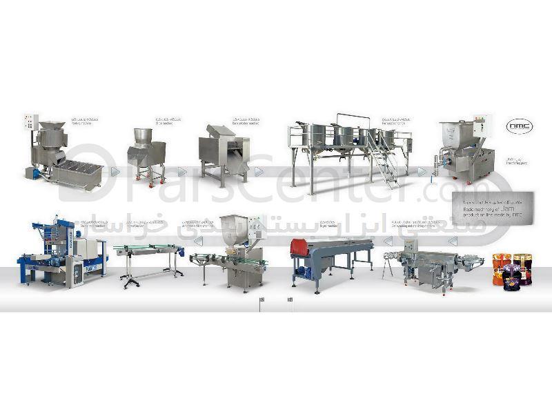 ارائه و راه اندازی خط تولیدوبسته بندی انواع کنسرو آش و سوپ