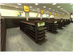 طراحی هایپر مارکت دزفول- قفسه و تجهیزات فروشگاهی