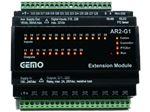 EXTENSION MODULE برند GEMO مدل AR2-G1-230VAC-12D2A