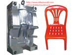 DDW Outdoor Plastic Chair Mold to Turkey