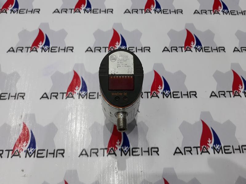 سنسور سطح IFM مدل LR7000